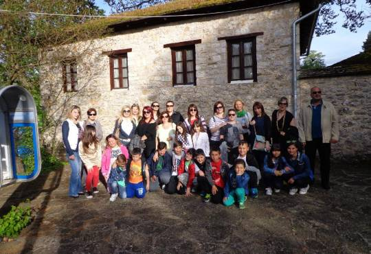 Εκπαιδευτική επίσκεψη στα Ιωάννινα -στα πλαίσια του προγράμματος Σπήλαια και βραχοσπηλιές της χώρας μου