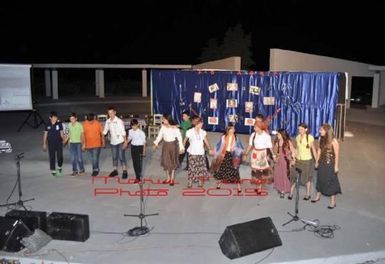 Συμμετοχή Στ΄τάξης στο Μαθητικό Φεστιβάλ Θάλλασσας Ιουνιος 2015