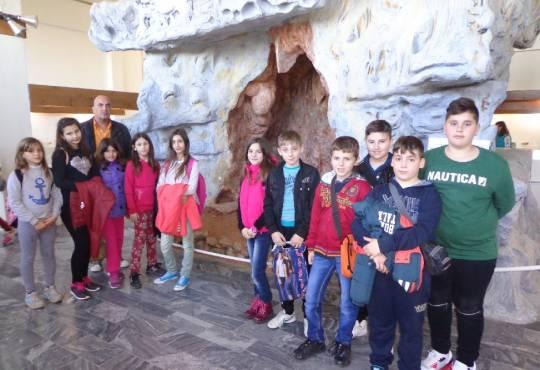 Σπήλαιο Πετραλώνων -Μάρτιος 2016