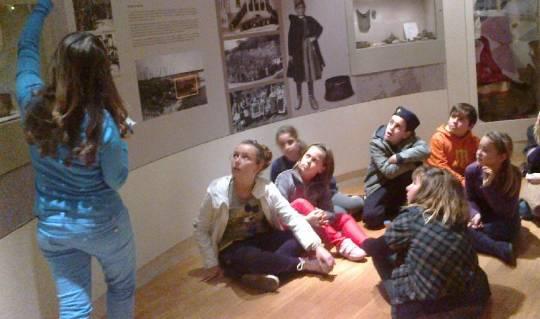 Στο Μουσείο Μακεδονικού Αγώνα