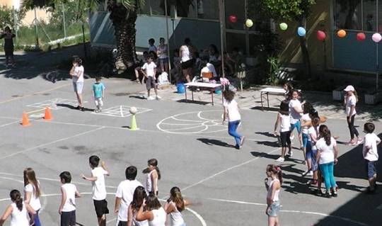 Αθλητικές εκδηλώσεις -Ιοιύνιος 2012