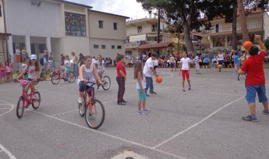 Αθλητικές εκδηλώσεις - Ιούνιος 2013