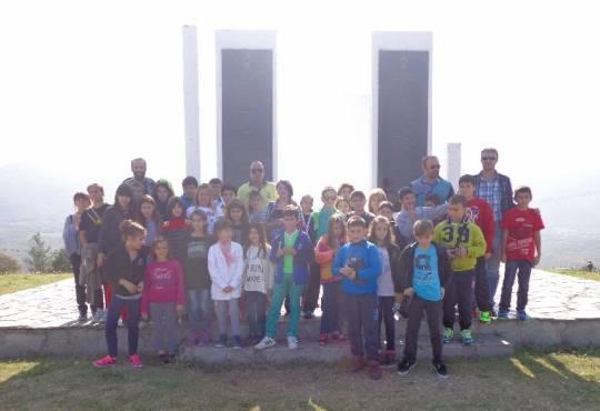 Επίσκεψη στο Οχυρό του Ρούπελ
