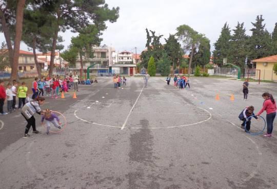 Κοινωνικό Σχολείο -Αθλητικές εκδηλώσεις 2015